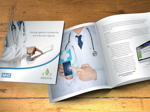 Brochure Design in Newbury, Berkshire