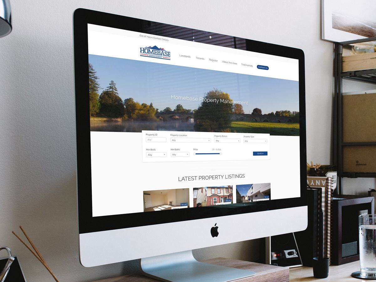 CMS Website Design and Build